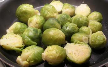 Recettes Legumes Choux De Bruxelles Au Beurre
