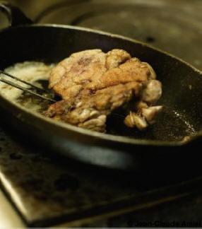 Recettes plat principal ris de veau juste saut au beurre - Comment cuisiner des ris de veau congeles ...